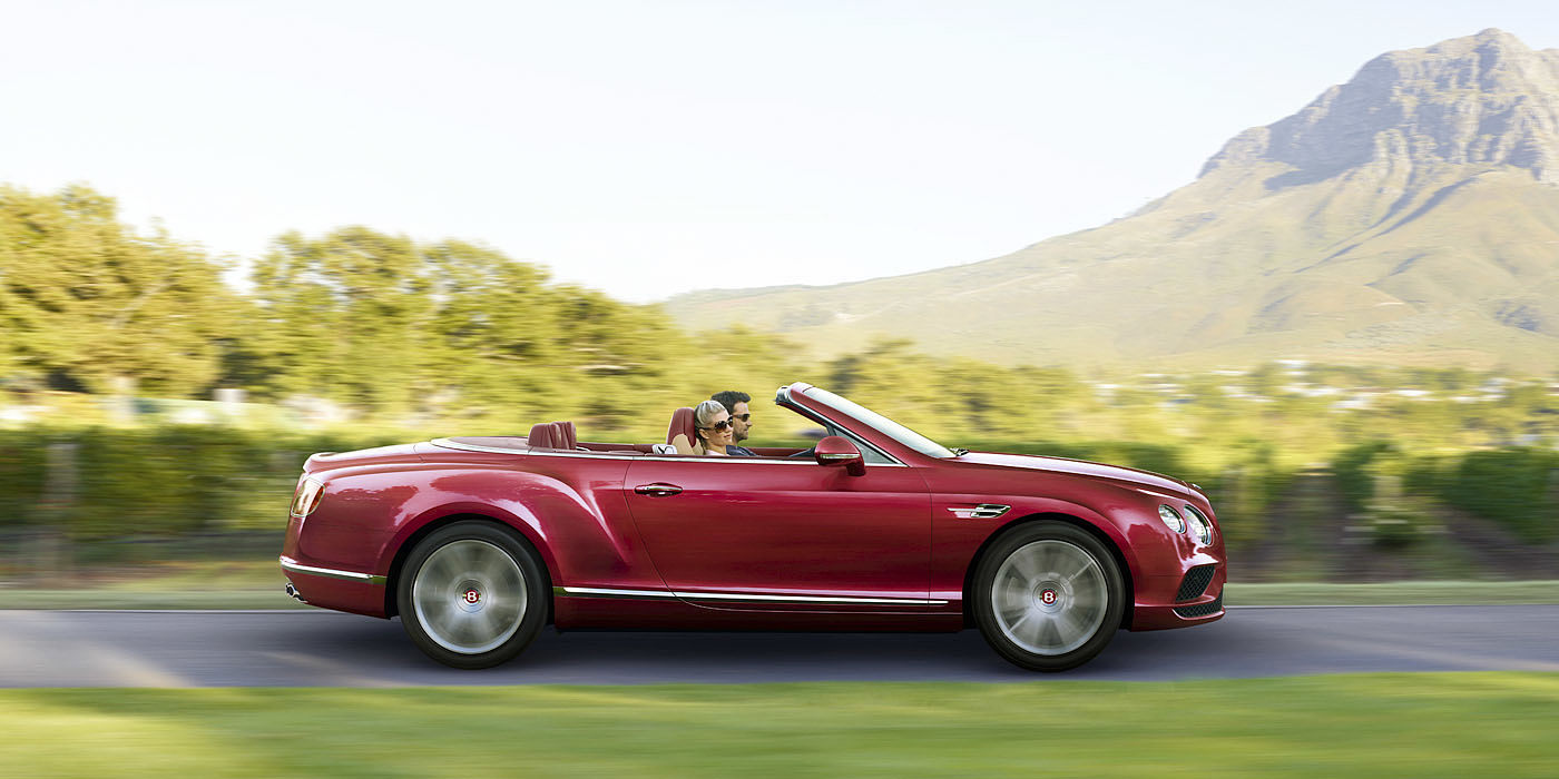 Bentley Continental GT V8 Convertible - used cars for sale - Boblingen